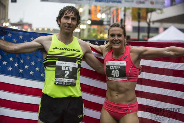 Medtronic Twin Cities 1 Mile USATF 2015 Road 1 Mile Championship